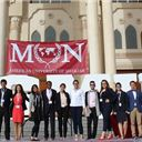 ISC-Sharjah MUN Team Shines in Competition