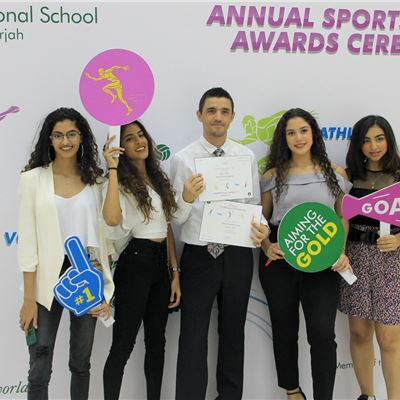 Annual Sports Ceremony